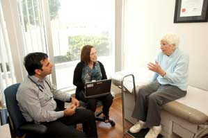 Finding a family doctor
